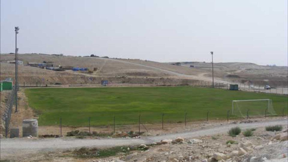 """האם פרוייקט בית הספר לכדורגל בקריית ים ייסגר בשל פרוייקט נדל""""ן?"""
