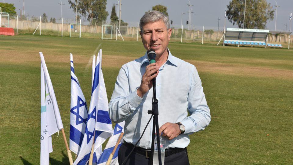 אליפות הספורט של בתי הספר היסודיים לציון שבוע הספורט הישראלי בקרית אתא