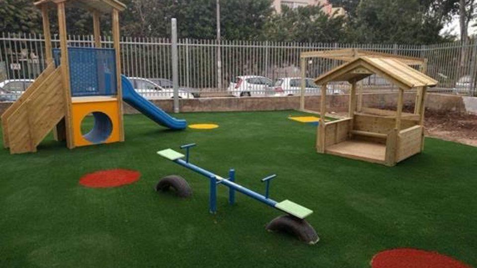 גן ילדים חדש הוקם בקריית ביאליק