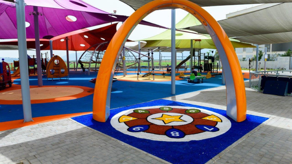 עיריית קרית אתא מקימה גני משחקים חדשים ברחובות שיבת ציון והתבור