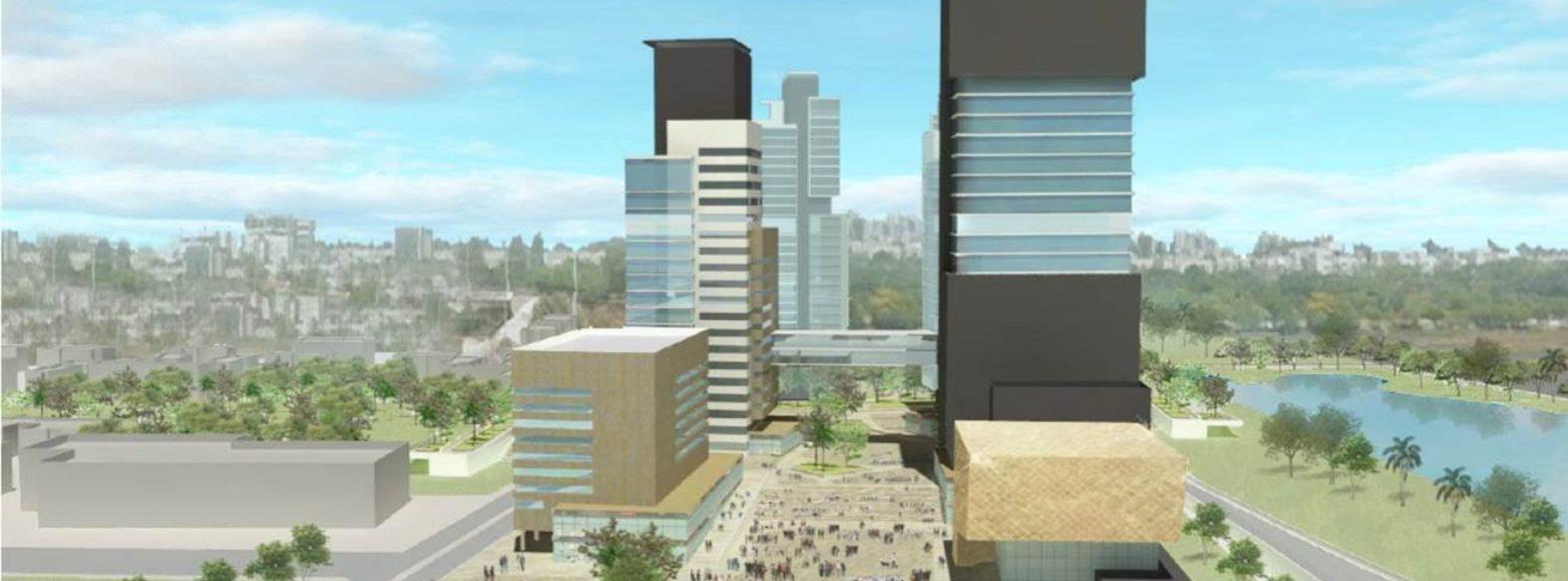 """קריית ביאליק-פורסמה למתן תוקף תוכנית הקמת מרכז עירוני חדש """"לב העיר"""""""
