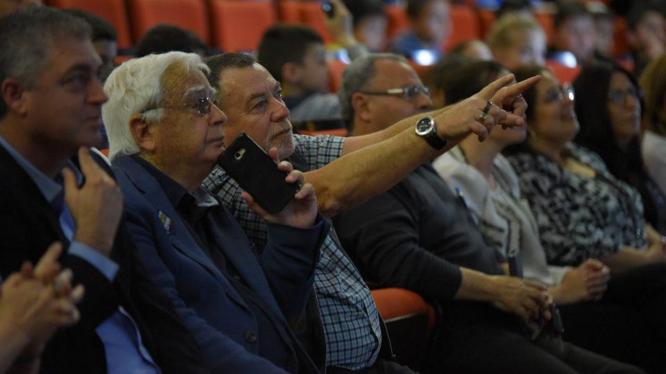 """מוצקין-חידון יישובי בסימן """"70 שנה לישראל"""": 1,000 משתתפים"""