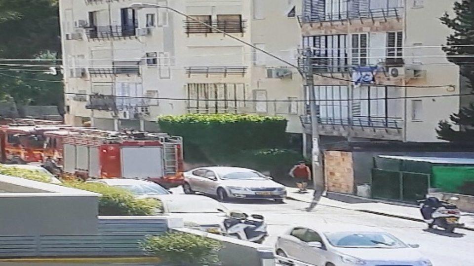 קריית מוצקין-שריפה בדירה כתוצאה מהתלקחות של סוללת אופניים