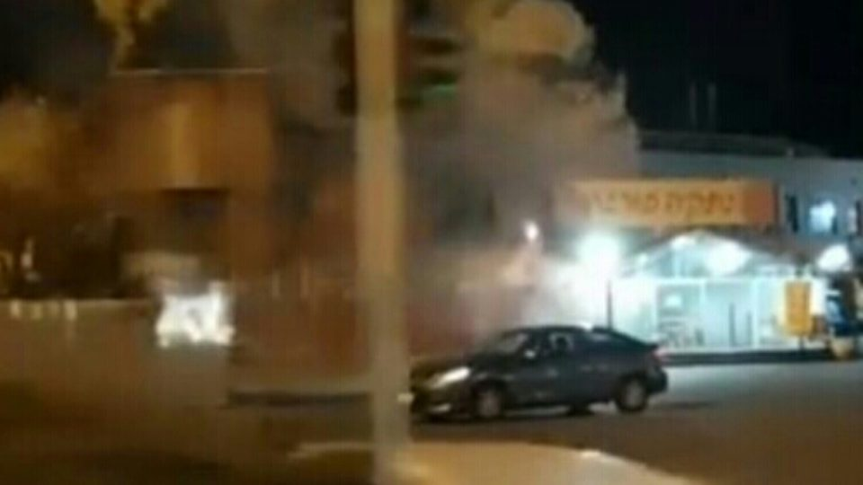 שריפה פרצה במסעדת נתקה המיתולוגית