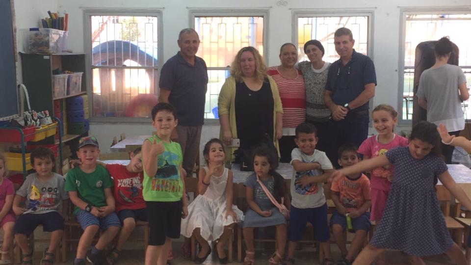2000 ילדים משתתפים בקייטנות המתנסים בקריית אתא