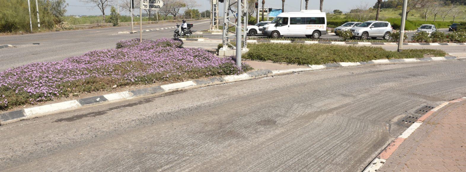 עבודות תשתית לשדרוג רחובות ברחבי העיר