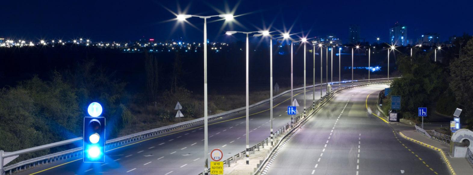 """קריית ביאליק-פרויקט ענק להתקנת תאורה """"חכמה"""" ברחבי העיר"""