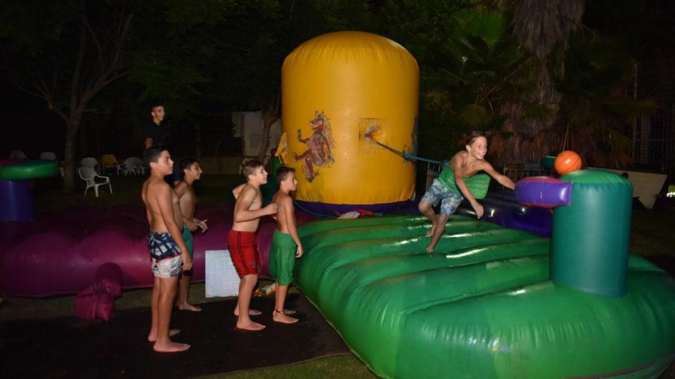קיץ חם לבני הנוער בקריית אתא