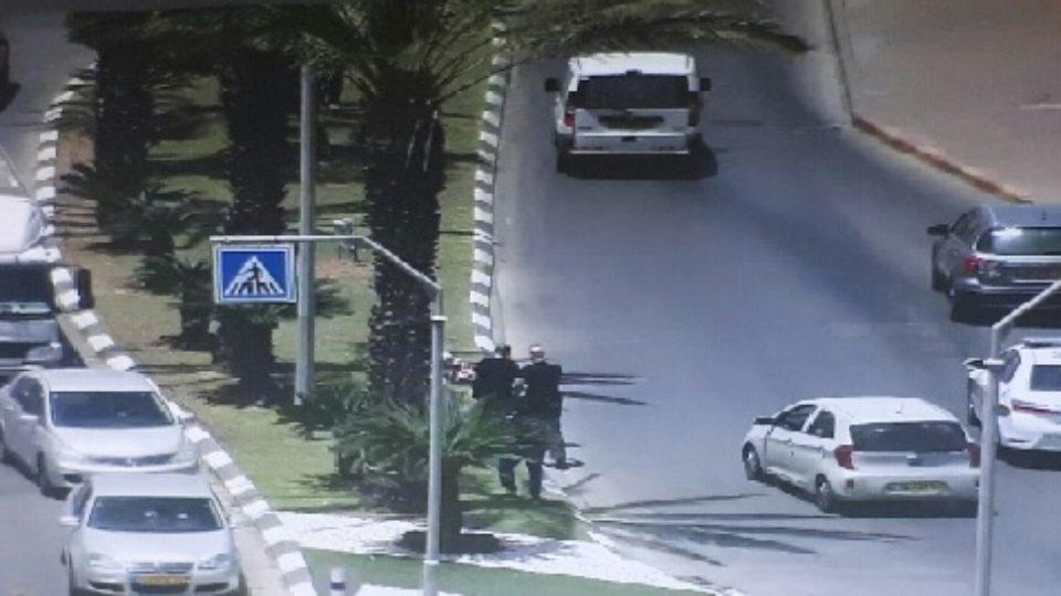 נתפסו השודדים החשודים בשוד הבנק
