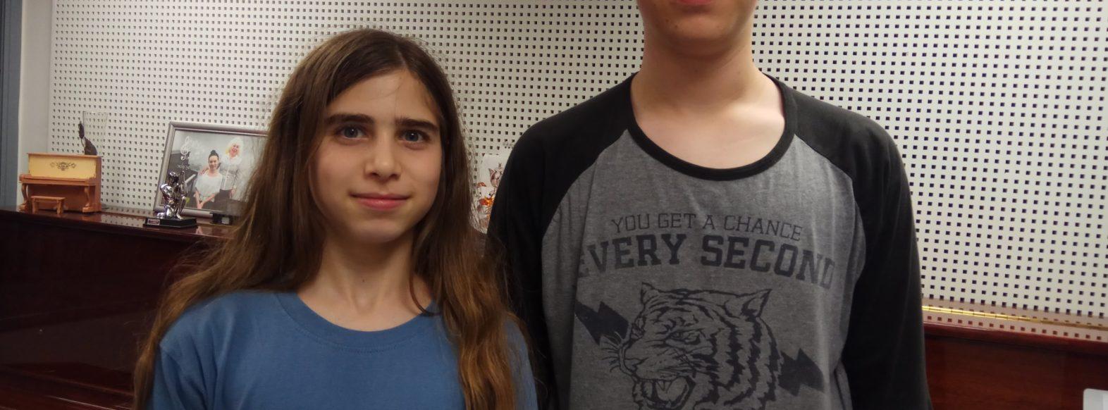 הצלחה מוסיקלית לתלמידי מרכז המוסיקה בקריית אתא