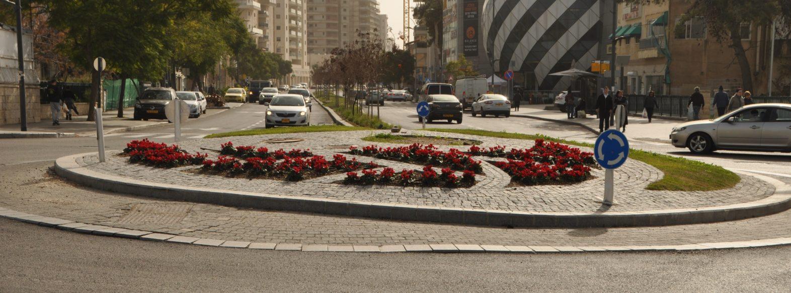 החל שלב נוסף בעבודות תשתית לשדרוג מרכז העיר