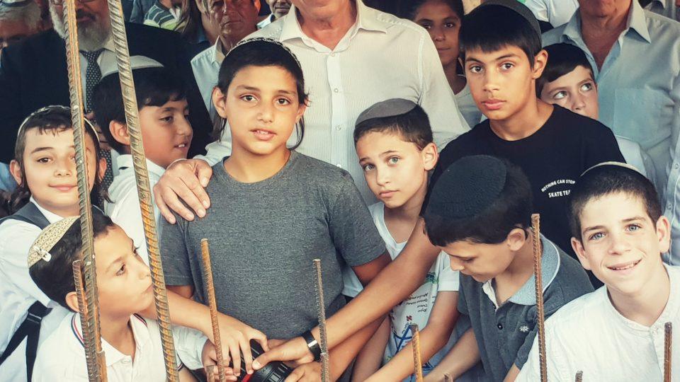 """אלפי משפחות במסגרת אירועי """"קיץ חם"""""""