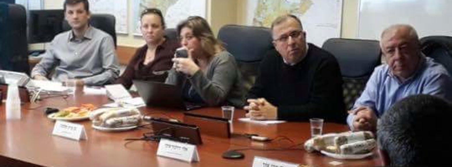 """דוקורסקי נגד הקמת מועצה תעשייתית למתחם בז""""ן:"""
