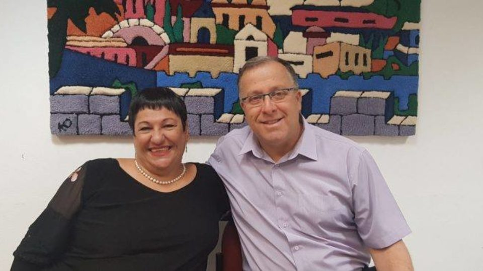 """ד""""ר רויטל סבירסקי, המשנה לראש העיר קריית ביאליק, תייצג את מדינת ישראל בכנס נגישות בינלאומי"""