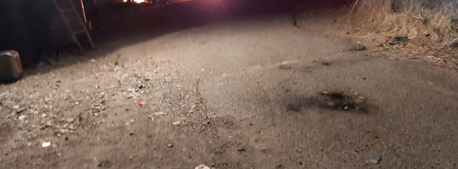 שלושה כלי רכב עלו באש בקריית אתא