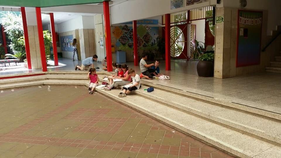 קריית מוצקין-מאבקם של הורי בית ספר בגין צלח ושנת הלימודים תיפתח כסדרה