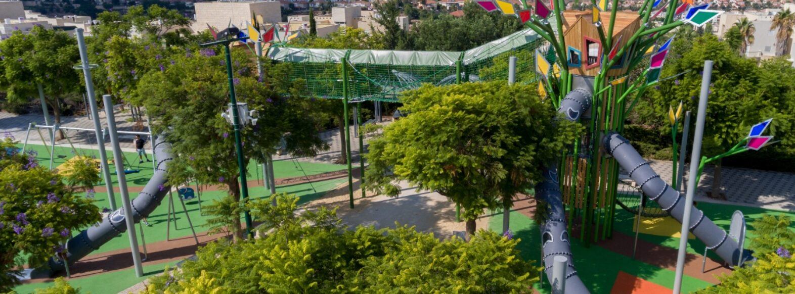 עיריית קרית אתא יוצאת למכרז להקמת 11 גני משחקים ציבוריים חדשים
