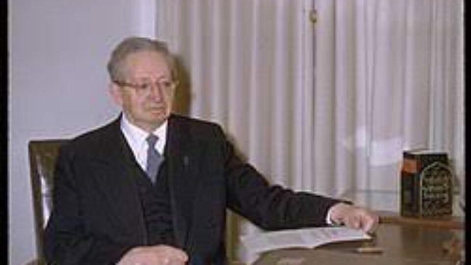 כשיצחק בן צבי החליט להשאר בצריף גם אחרי שמונה לנשיא המדינה