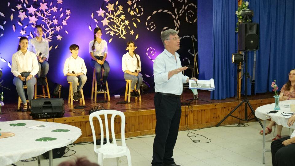 פרוייקט זהות יהודית,הזמרותא, נערך בקריית אתא