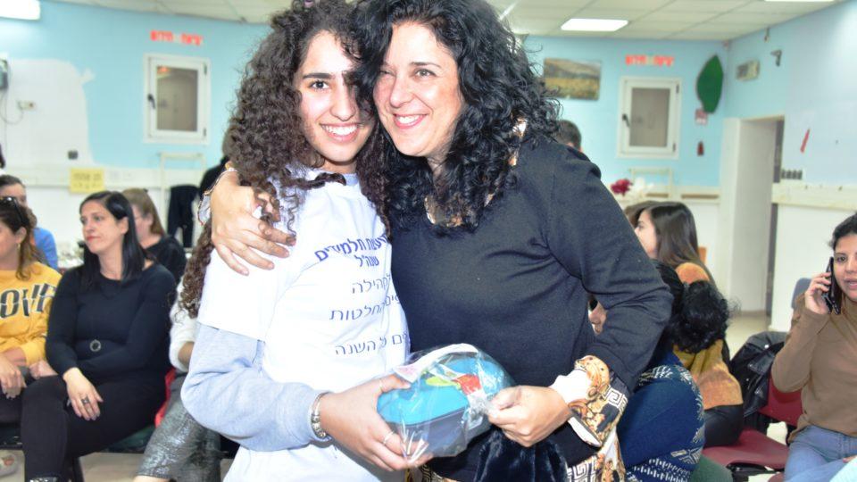 קריית אתא-התלמידים וההורים אומרים תודה לצוותים החינוכיים בעיר