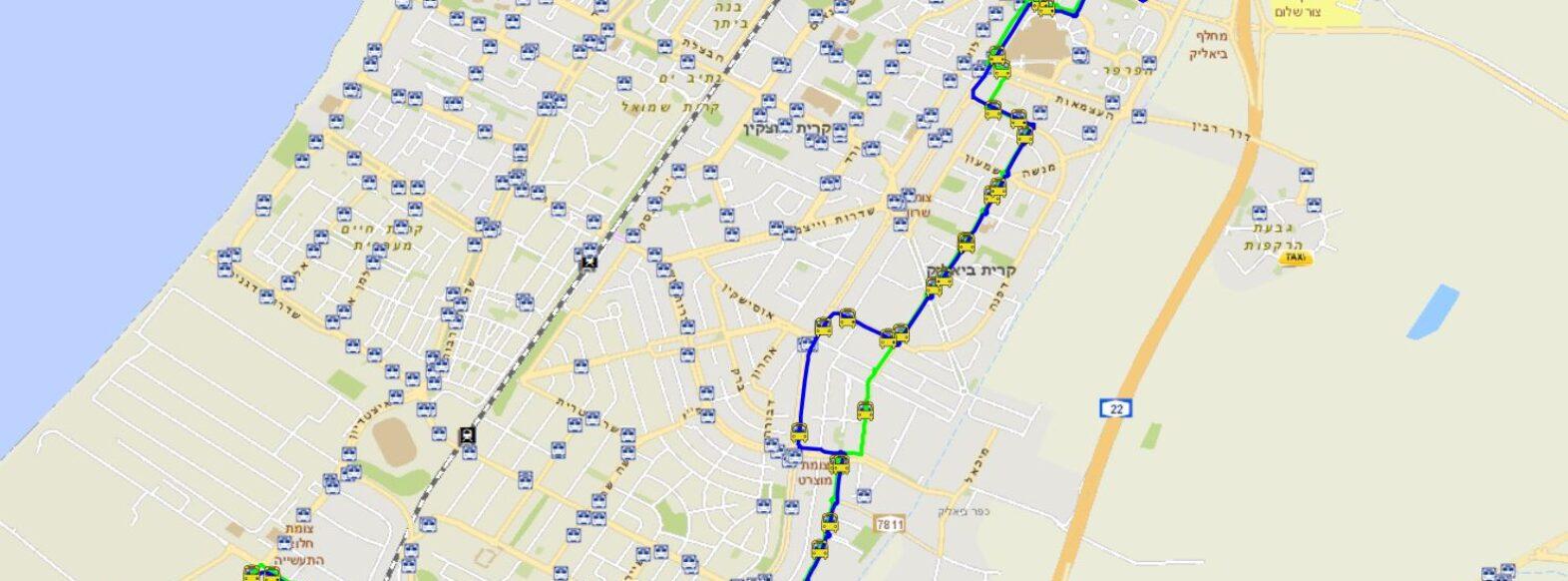 קו אוטובוס חדש יתחיל לפעול בשכונת נאות אפק