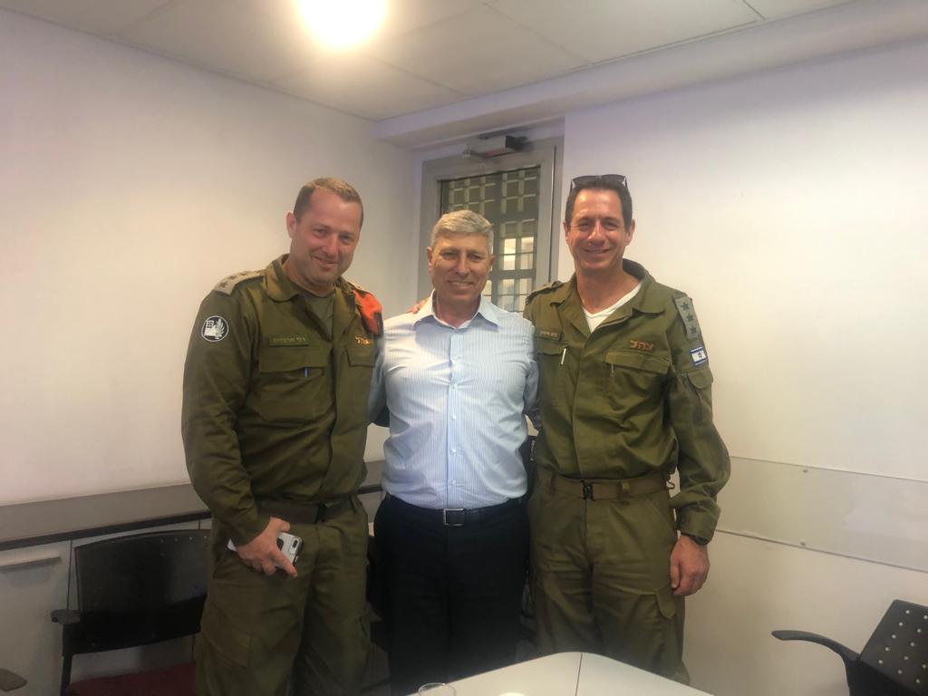 מפקד מחוז חיפה- פיקוד העורף