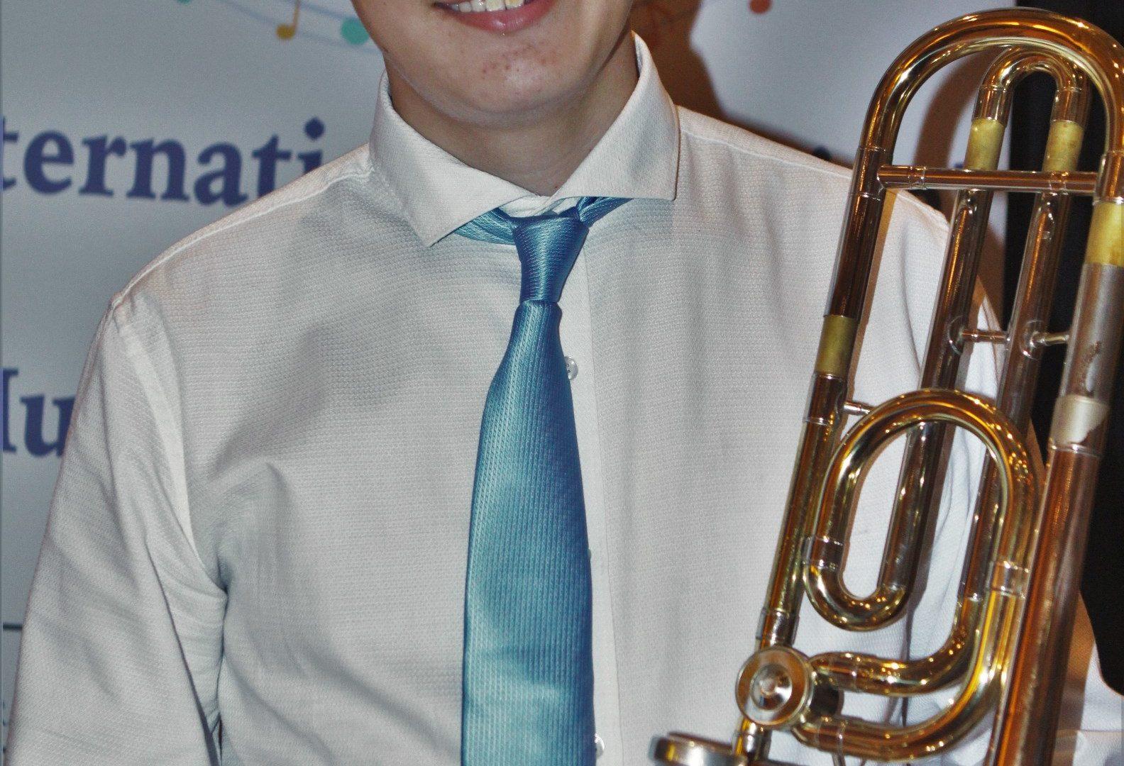 מקום ראשון תחרות מוסיקה- מילן