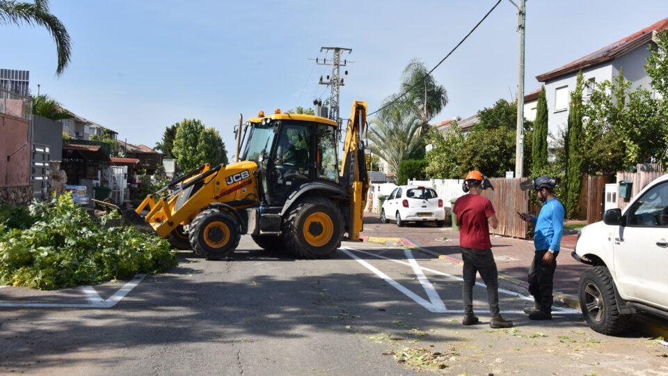 עיריית קרית אתא נערכת לביצוע עבודות שדרוג נרחבות ברחוב האשל