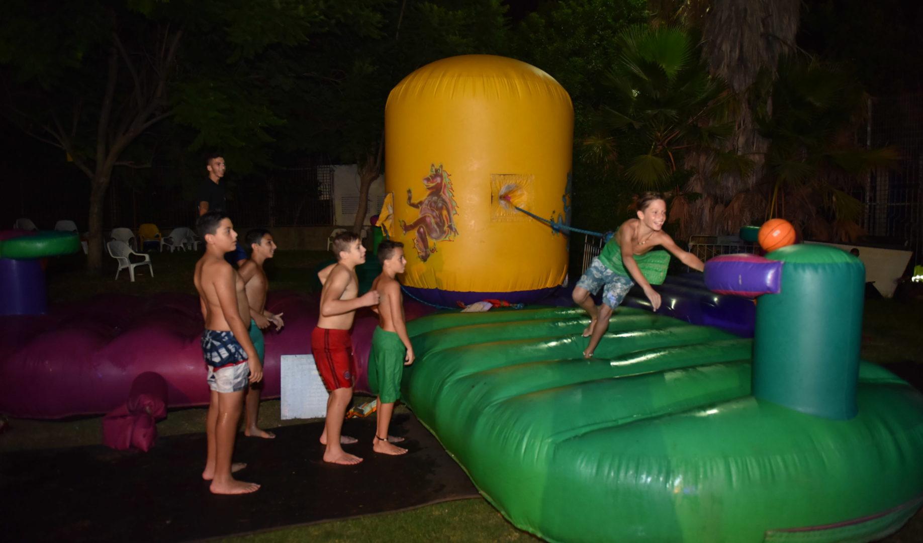 קיץ חם לבני הנוער 2