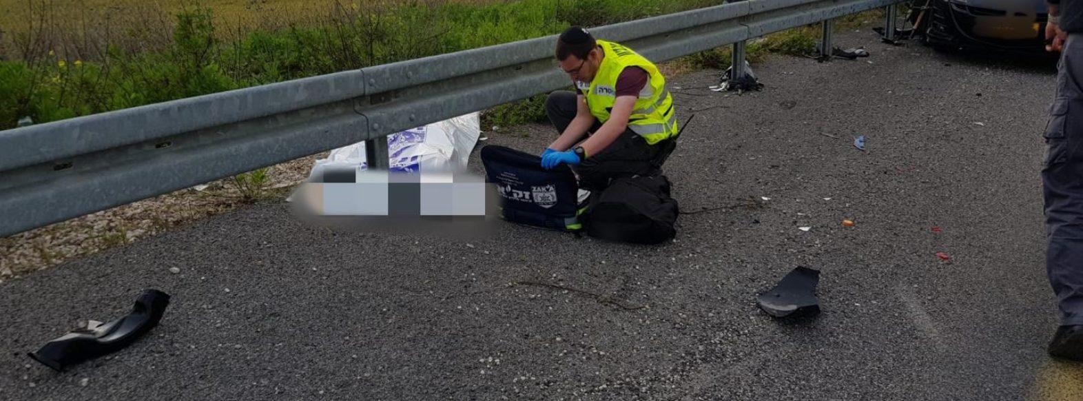 קריית אתא: רוכב אופנוע בן 18 נהרג מפגיעת רכב