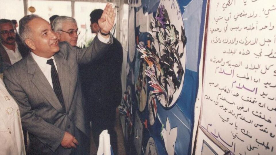 תמונת היום-שגריר מצרים מוחמד בסיוני
