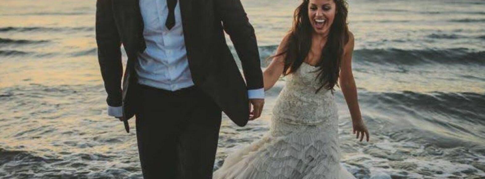 קריית ים מציגה: חתונה בחוף הים