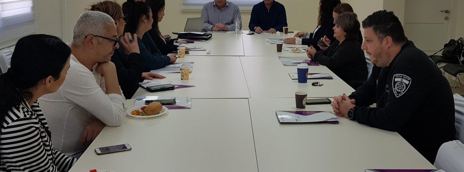 דוקורסקי מקדם את העסקים בעיר: מקים את וועדת היגוי לשיפור השרות