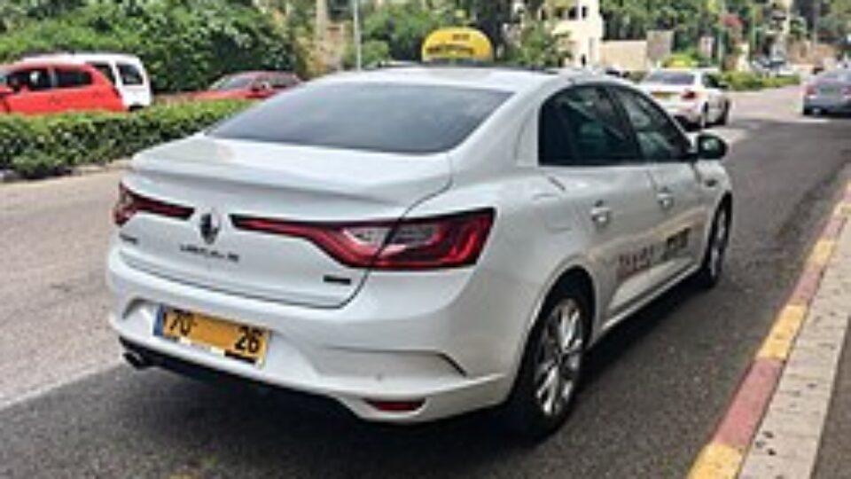 נהג מונית בן 55 מקריית ים נשדד ברמזור בעיר,נעצר חשוד שנגדו הוגש כתב אישום