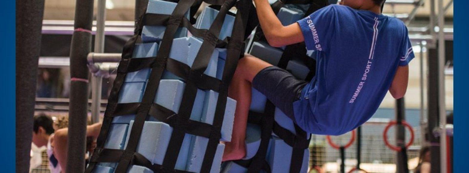 היום בקניון עזריאלי-נינג'ה ישראל לילדים