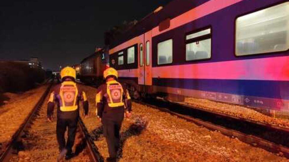 בן 24 נהרג מתאונת רכבת בקריית חיים