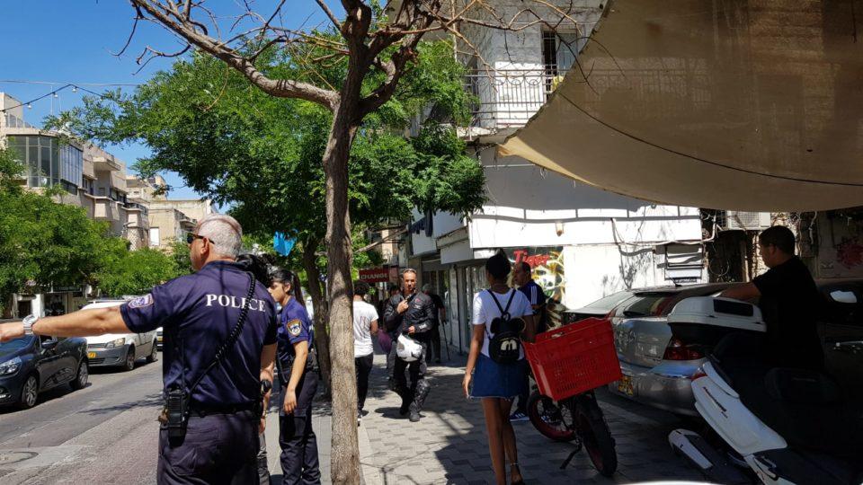 בן 50 נדקר בחיפה ונפצע בינוני עד קשה