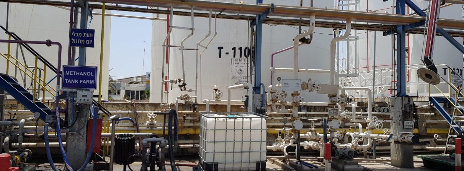 """פשיטה על משרדי דור כימיקלים בחשד שישנו קשר לדליפת הגז הסופ""""ש"""