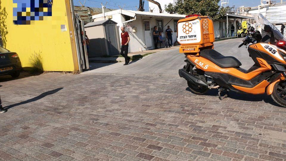 בן 72 נהרג כתוצאה מפגיעת טרקטור במפרץ חיפה