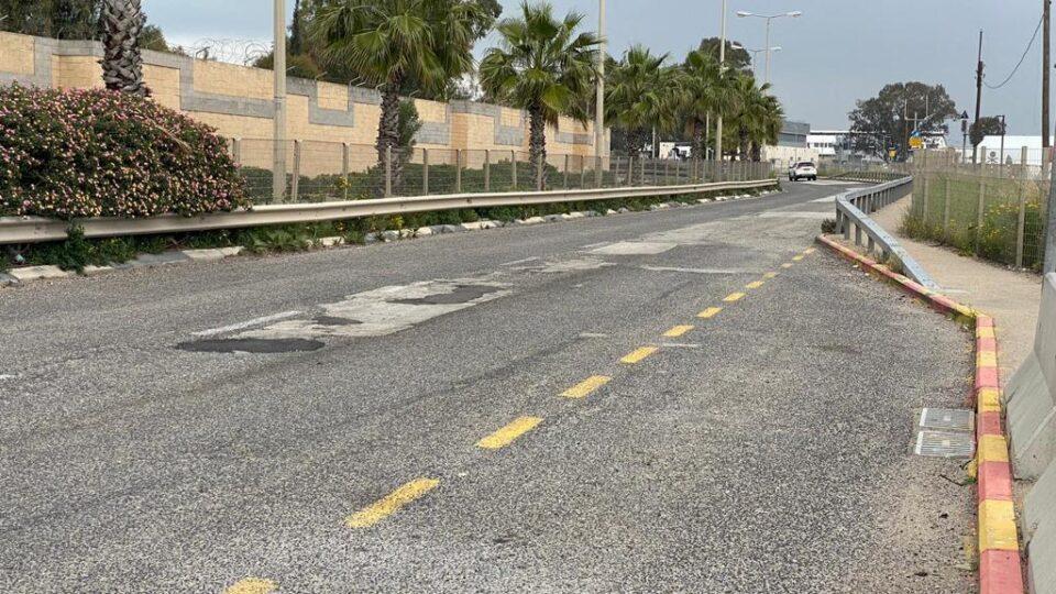 בשורה משמחת לנהגים: כביש הטכני ישוקם החל משבוע הבא