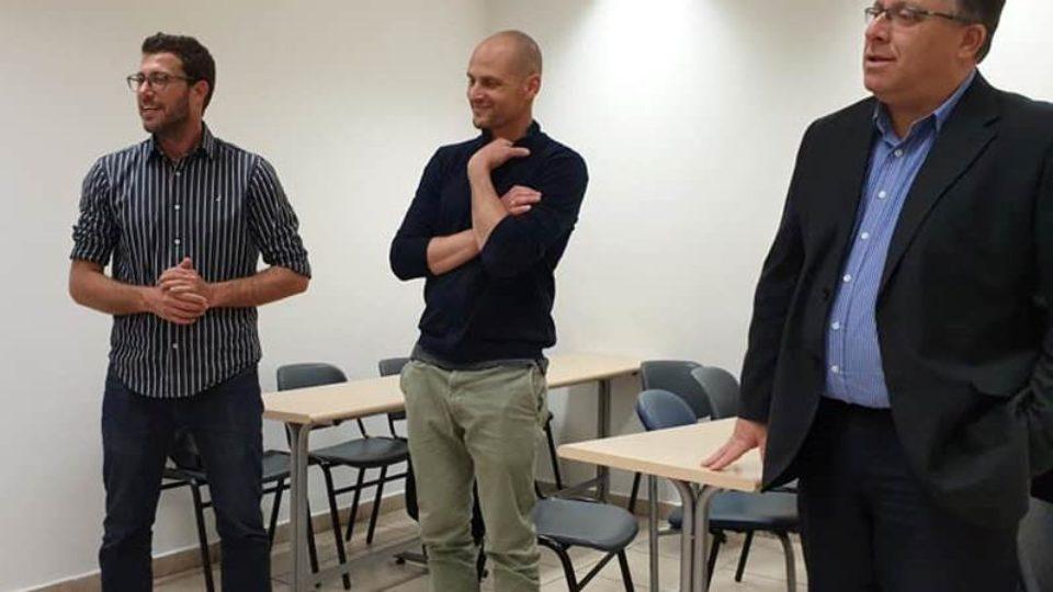 """""""אוניברסיטת בעם"""" – קריית ביאליק במיזם עם אוניברסיטת חיפה"""