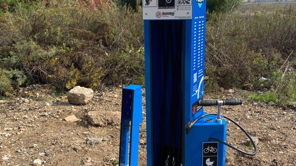 קריית ביאליק-שירות תיקון אופניים בטיילת שמעון פרס