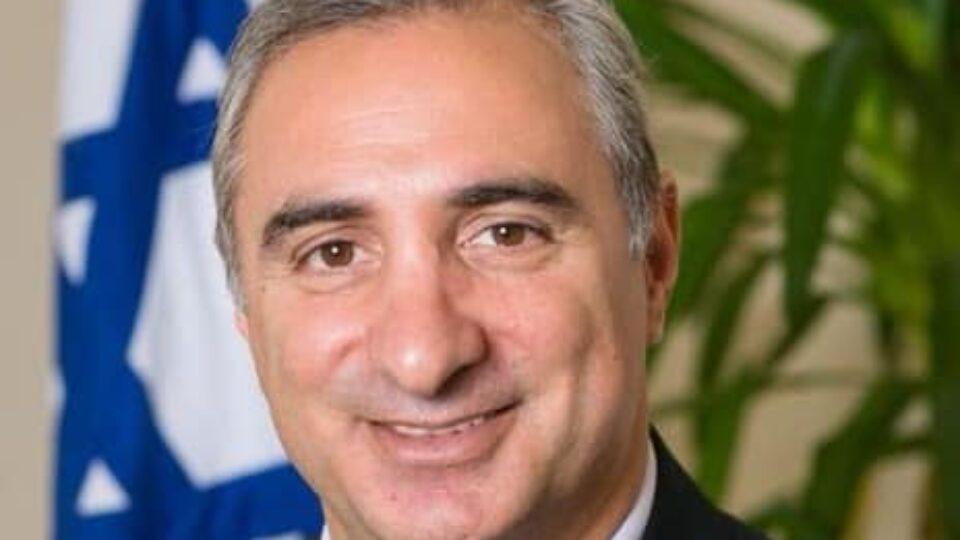 איתן נאה, בן קריית ביאליק, יעמוד בראש שגרירות ישראל באיחוד האמירויות