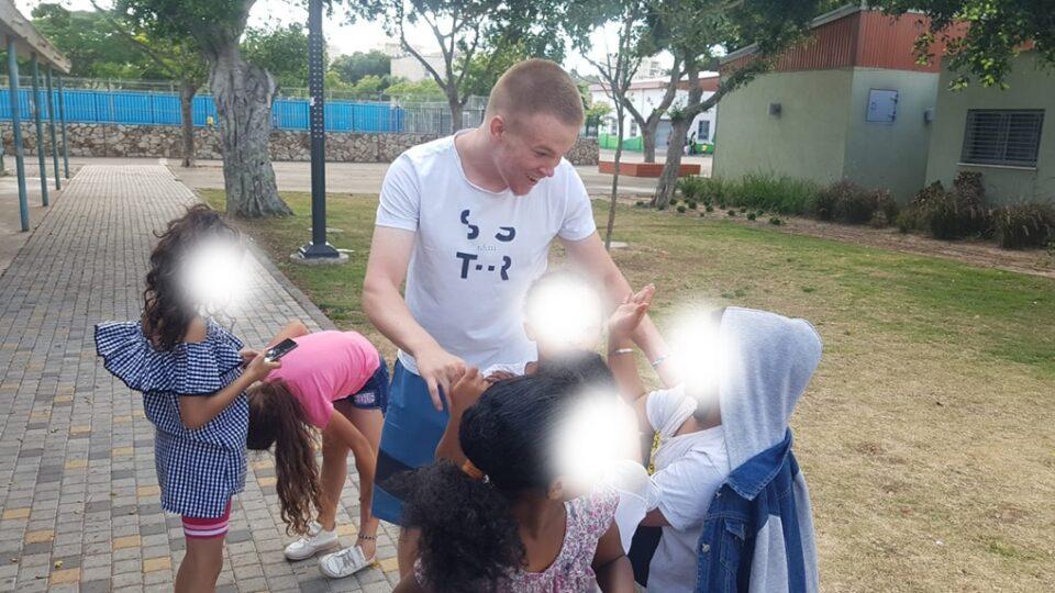 במכללת אורט קריית ביאליק מחנכים לעזרה לזולת