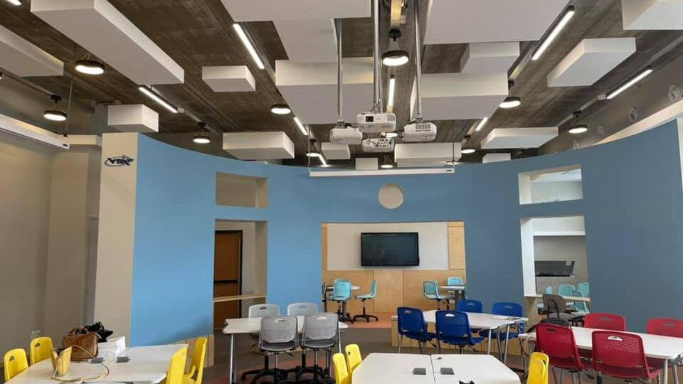 מרכז ידע וחדשנות הוקם בחטיבת ביניים אורט אפק בקריית ביאליק